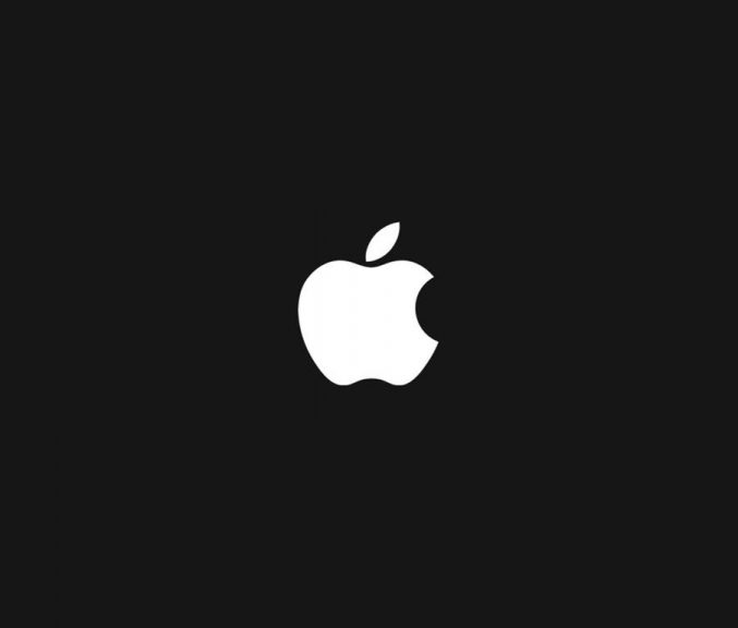 apple - bg - black